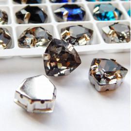 Триллианты Gray 12 мм