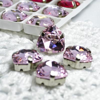 Триллианты Pink 12 мм