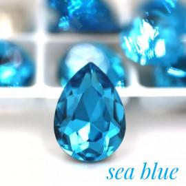 Капли Sea blue в цапе 10x14, 13x18