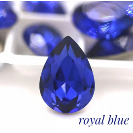 Капли Royal blue в цапе 10x14, 13x18