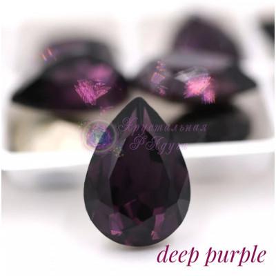 Капли Deep purple в цапе 10x14, 13x18