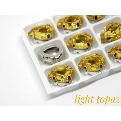 Капли Light topaz в цапе 7x10