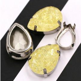 Капли Light yellow 10x14