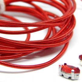 Канитель жесткая Красная 1,2 мм 5гр