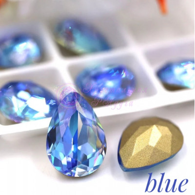 Капля AB Blue в цапе 10x14, 13x18