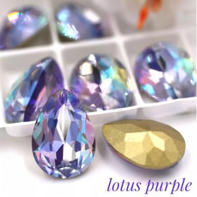 Капля AB Lotus purple в цапе 10x14, 13x18