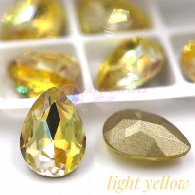 Капля AB Light yellow в цапе 10x14, 13x18