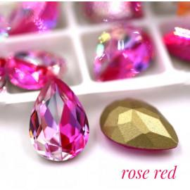 Капля AB Rose red в цапе 10x14, 13x18
