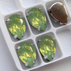 Капли с эффектом опала смола, color 11, 10x14