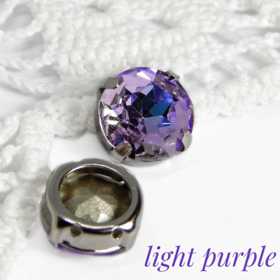 Круг 12 мм Purple light