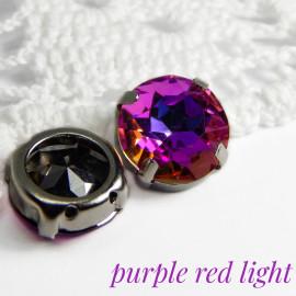 Круг 12 мм Purple red light