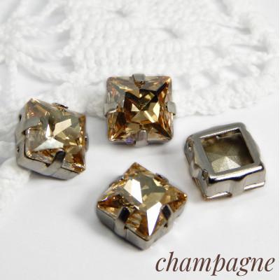 Квадраты Champagne 10 мм