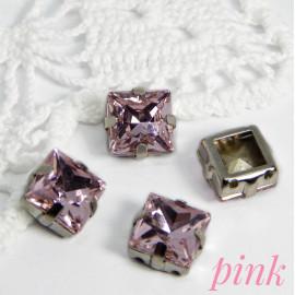 Квадраты Pink 10 мм