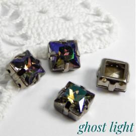 Квадраты Ghost light 10 мм
