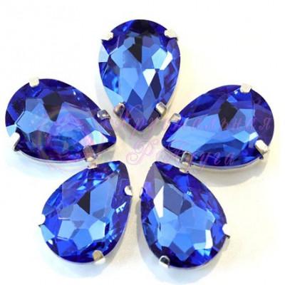 Капли Light sapphire 10x14