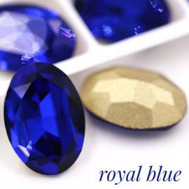 Овалы в цапе Royal blue 10x14,13x18