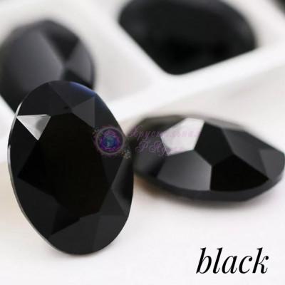 Овалы в цапе Black 10x14,13x18