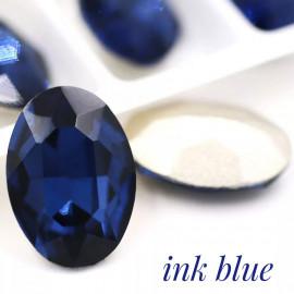 Овалы в цапе Ink blue 10x14,13x18