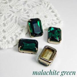Прямоугольники Malachite green 10x14, 13x18