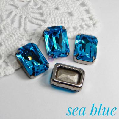 Прямоугольники Sea blue 10x14, 13x18
