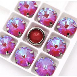Риволи Флуоресцентные Red 12 мм
